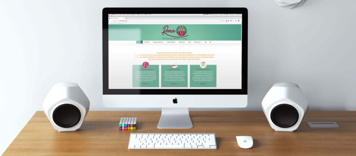Rona Mirimi Website